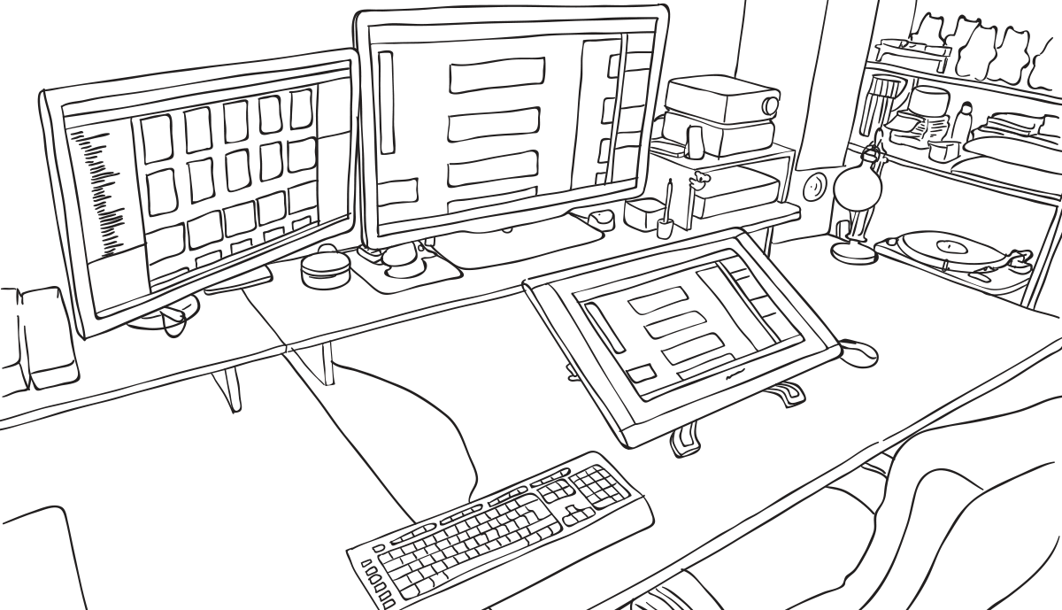 ole-wohlers_illustration_rough-vector-linedrawing_room_03